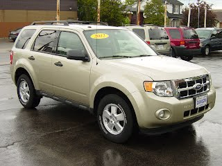 Also available 2012 Escape XLT 64,000 Kms $14995